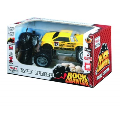 Rock Crawler Junior Джип - Maisto Tech